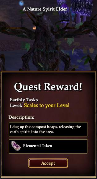 Earthly Tasks
