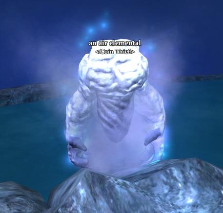 An air elemental