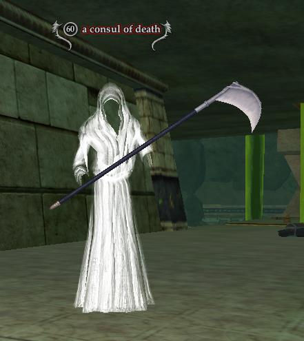 A consul of death