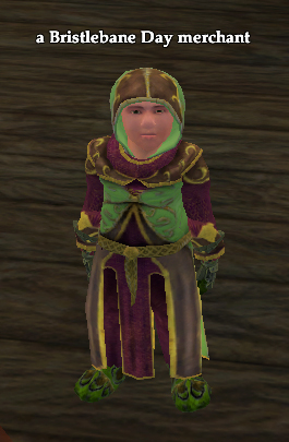 A Bristlebane Day merchant (Gorowyn)
