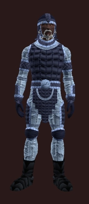 Steppes bear (Armor Set)