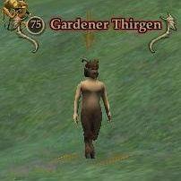 Gardener Thirgen