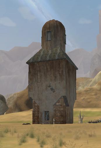 The Tower of Zarvonn