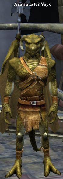 Armsmaster Veyx