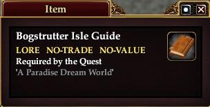 Bogstrutter Isle Guide