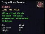 Dragon Bone Bracelet