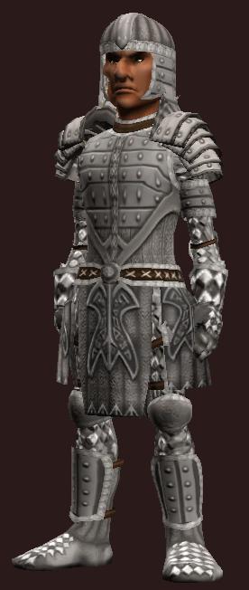 Gambler's Citadel (Armor Set)