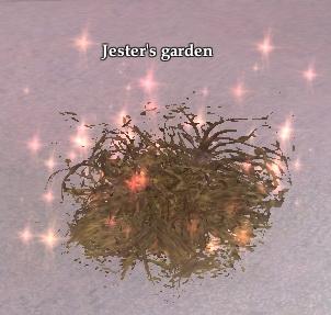 Jester's garden