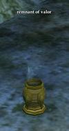 remnant of valor