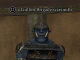 A Gullon Brigade warsmith