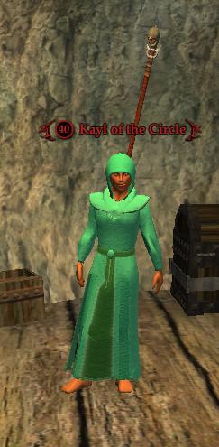 Kayl of the Circle