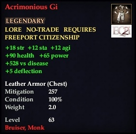 Acrimonious Gi