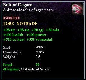 Belt of Dagarn