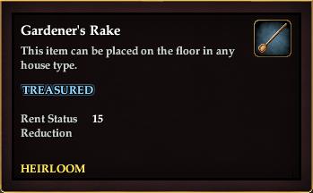 Gardener's Rake