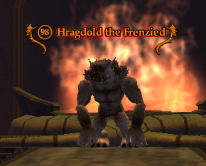 Hragdold the Frenzied (Challenge Mode Epic)