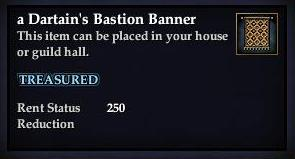 A Dartain's Bastion Banner