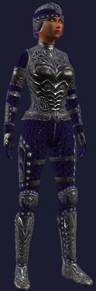 Battleshaman's Chainmail (Armor Set)
