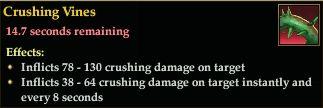 Crushing Vines