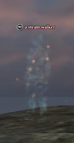 A steam walker