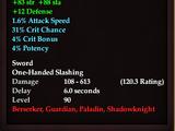Battlerager's Longsword