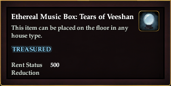 Ethereal Music Box: Tears of Veeshan
