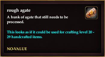 Rough agate (Version 2)