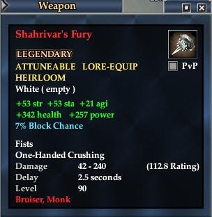Shahrivar's Fury
