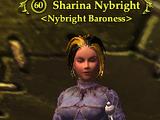 Sharina Nybright
