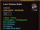 Cara's Perfume Bottle