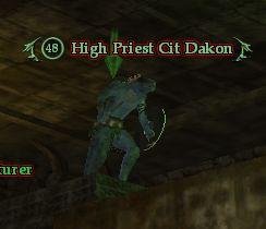 High Priest Cit Dakon