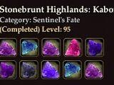 Stonebrunt Highlands: Kaborite Crystals