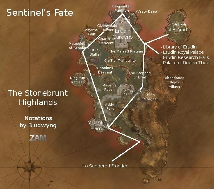The Stonebrunt Highlands