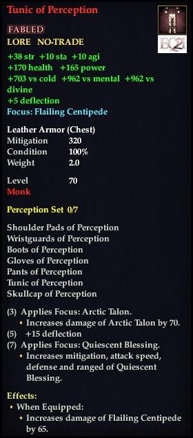 Tunic of Perception (Version 1)