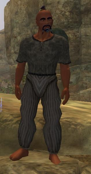 Barusha the Tradesman