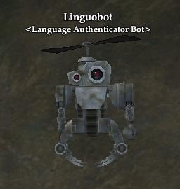 Linguobot