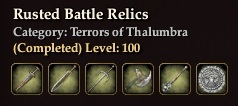 Rusted Battle Relics (Collection)