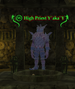 High Priest Y`aka`Y