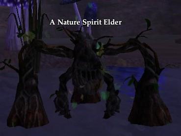 A Nature Spirit Elder
