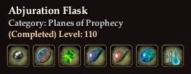 Abjuration Flask (Collection)