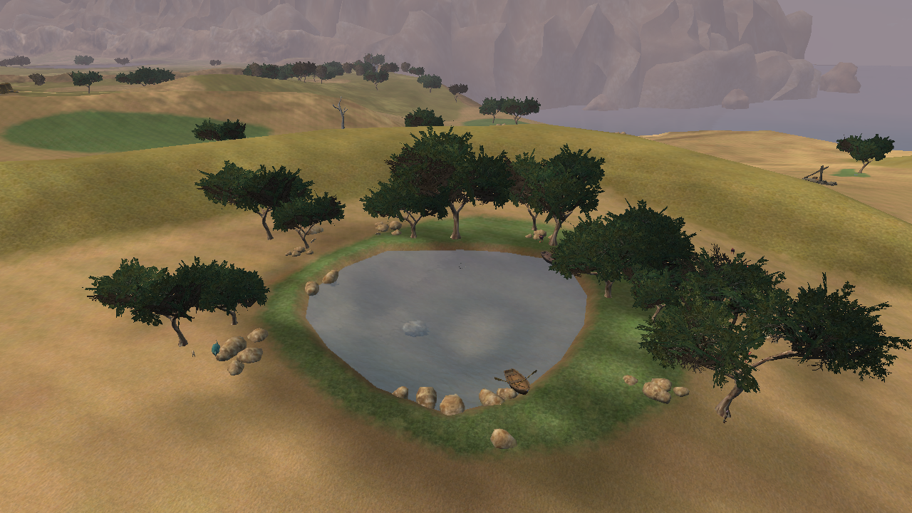 The Dog Pond