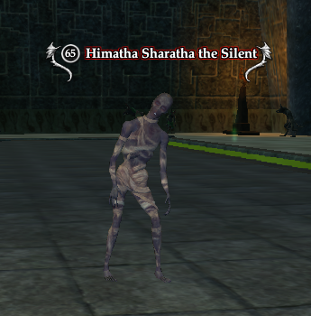 Himatha Sharatha the Silent