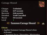 Carnage Hound (Mount)