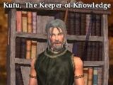 Kufu, The Keeper of Knowledge