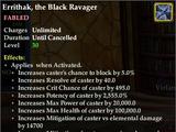 Errithak, the Black Ravager