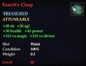 Exarch's Clasp