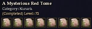A Mysterious Red Tome (Collection)