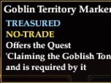 Goblin Territory Marker
