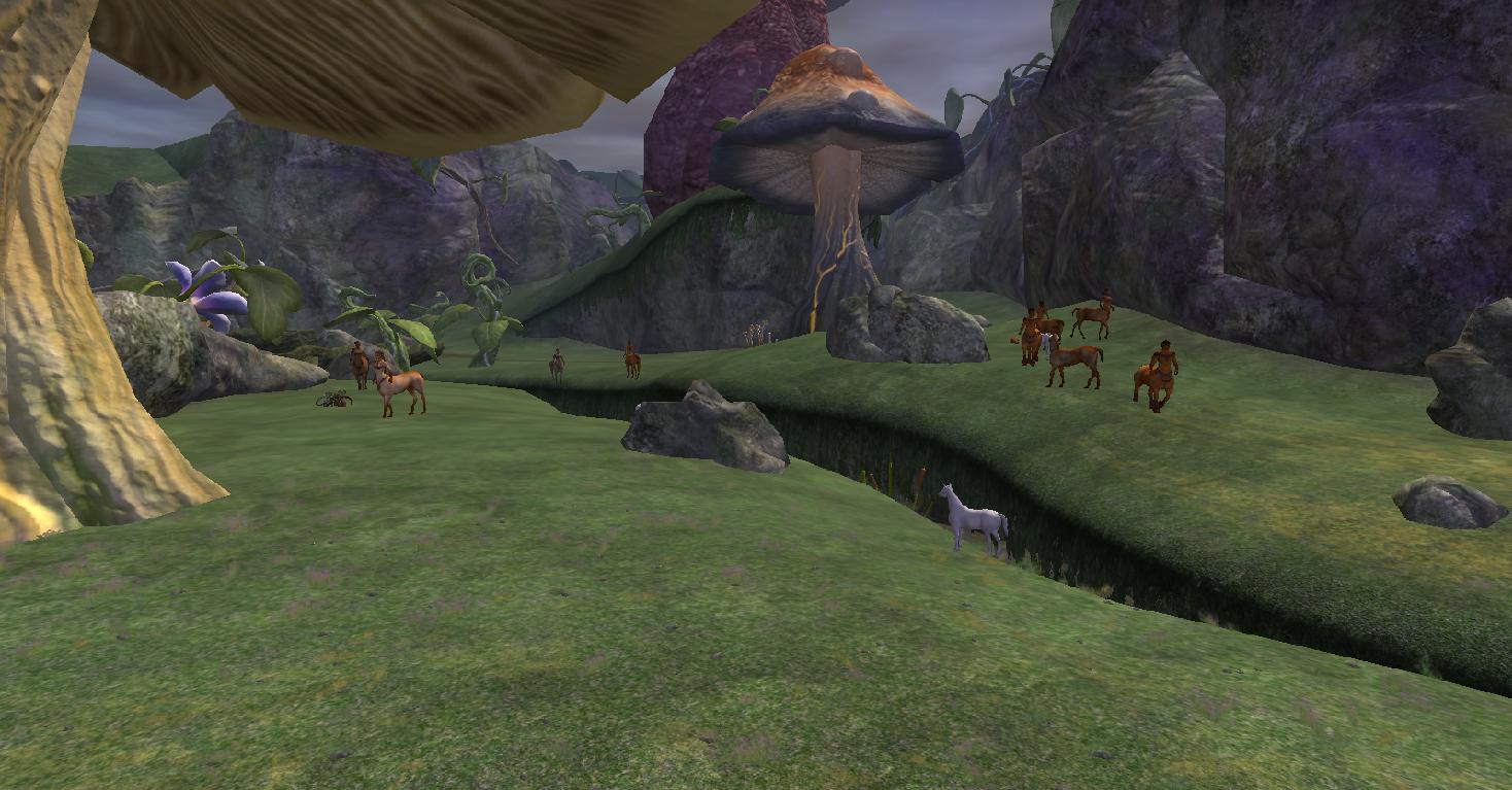 The Gladehoof Acre