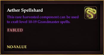 Aether Spellshard