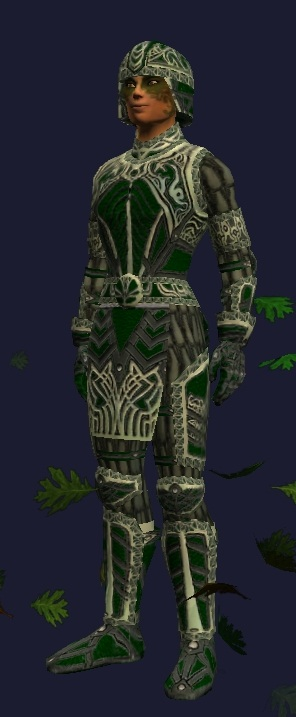 Sylvan Moon Set (Armor Set)